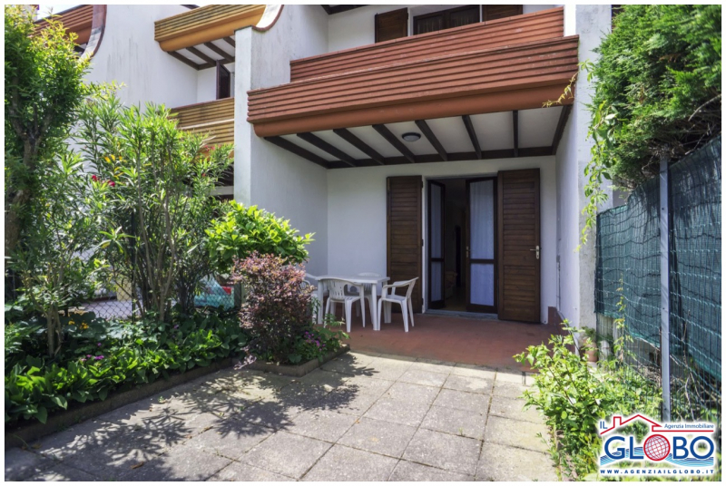 GIRASOLI - three-room villa a few steps from the sea for rent in the Lidi Ferraresi