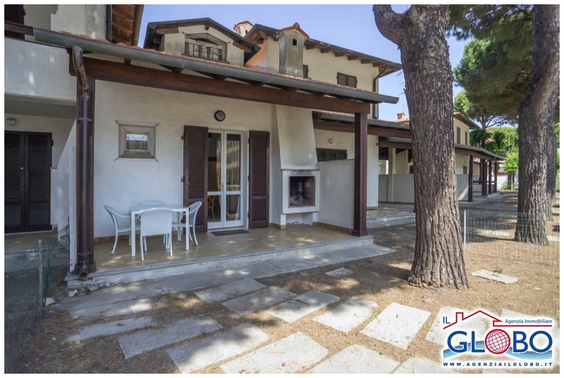 MARGHERITE 4/A - three-room villa in a central location for rent in the Lidi Ferraresi