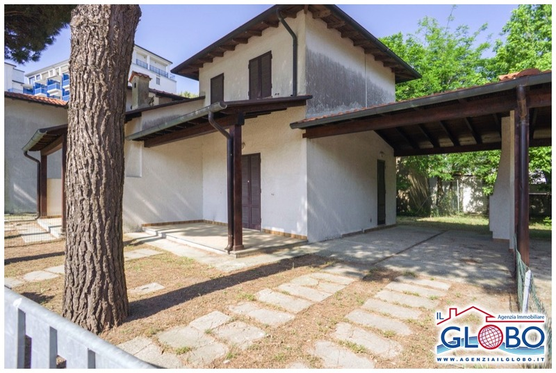 MARGHERITE 5/A - three-room villa in a central location for rent in the Lidi Ferraresi