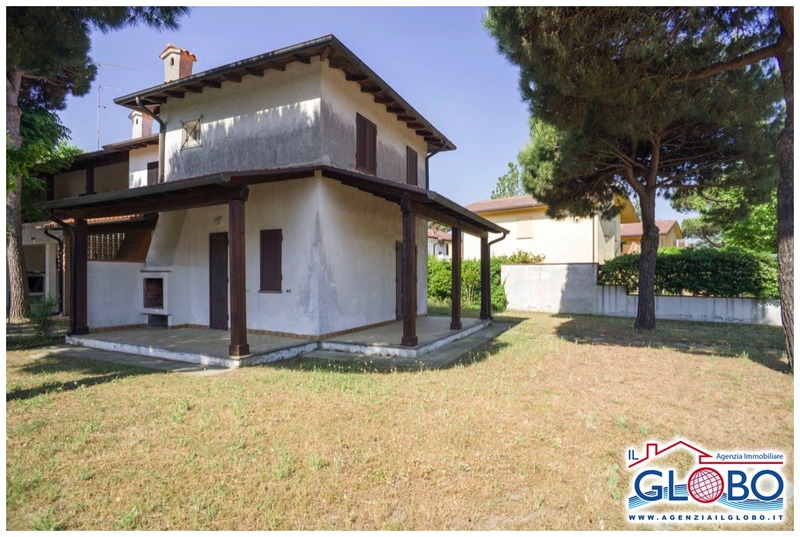 MARGHERITE 5/B - three-room cottage with a large garden for rent in the Lidi Ferraresi
