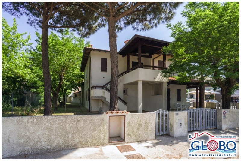 MARGHERITE 3/A - four-room villa in a central area for rent in the Lidi Ferraresi