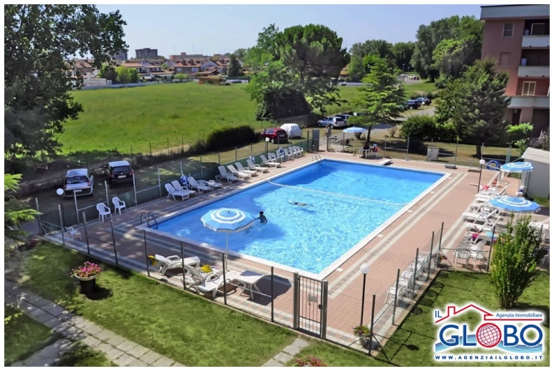 GINESTRA A/32 - three-room apartment with swimming pool for rent at the Lidi Ferraresi